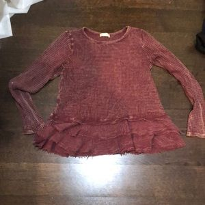 NWOT never been worn or washed Altar'd State